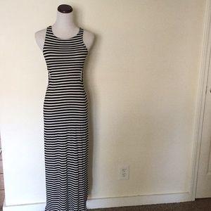 LA: HEARTS Striped Dress
